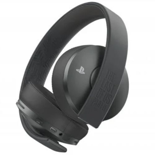 Auriculares Sony Inalámbricos Ps4 Gold De Edición Limitada The Last Of Us Part II