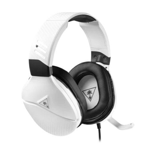 Auriculares Gamer Turtle Beach Recon 200 Blanco