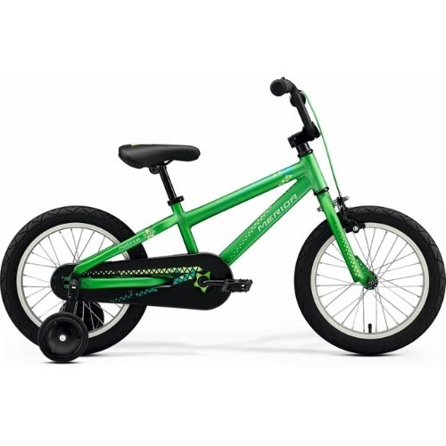 [INN03646] Bicicleta Mérida Matts J.16 Matt Flashy Verde