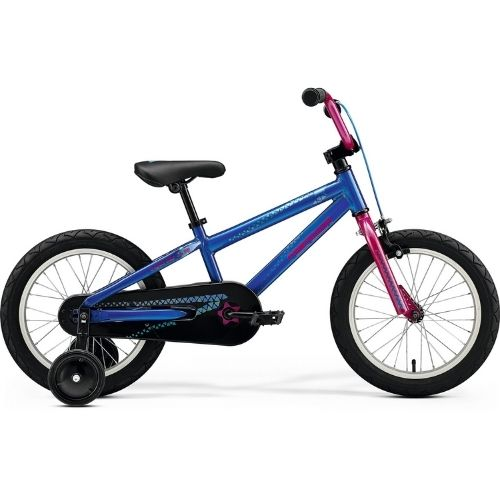 [INN03647] Bicicleta Mérida Matts J.16 Azul Medio Brillante