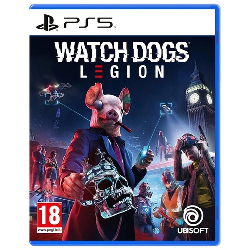 [INN04063] Juego Playstation 5 Watch Dogs Legion