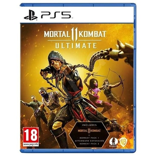 [INN04065] Juego Playstation 5 Mortal Kombat 11 Ultimate