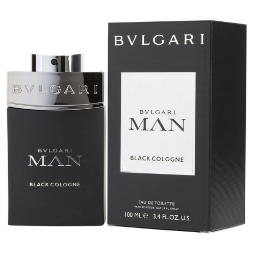 [INN04513] Colonia Bvlgari Man Black Cologne 100 ML Hombre