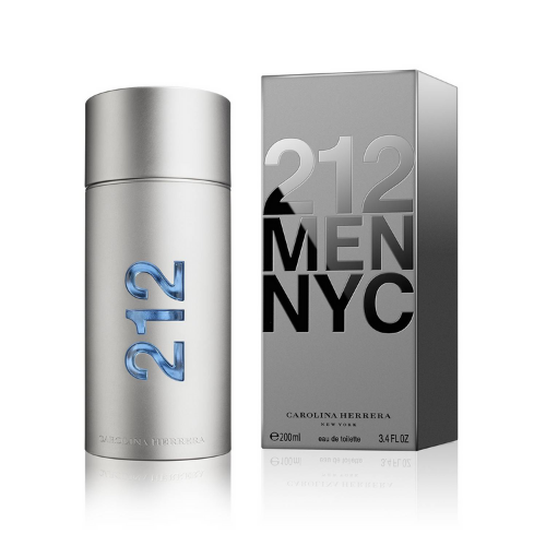 [INN04530] Colonia Carolina Herrera 212 Men NYC 200 ML Hombre