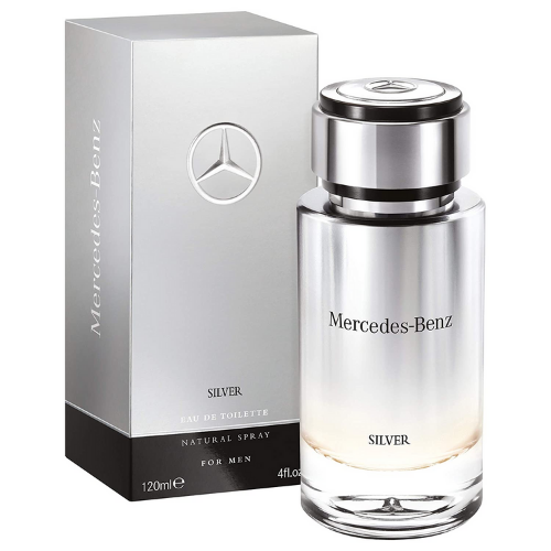 [INN04709] Colonia Mercedes Benz Mercedes Benz Silver 120 ML Hombre