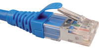 [INT2613] Nexxt S/FTP Patch Cord Cat6A 3ft. BL