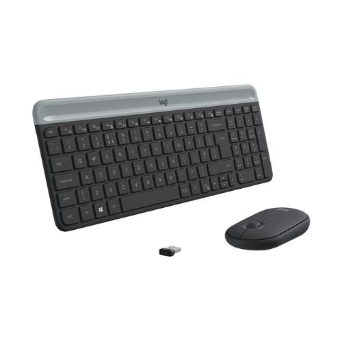 [INT3899] Logitech - Keypad and mouse set - Wireless