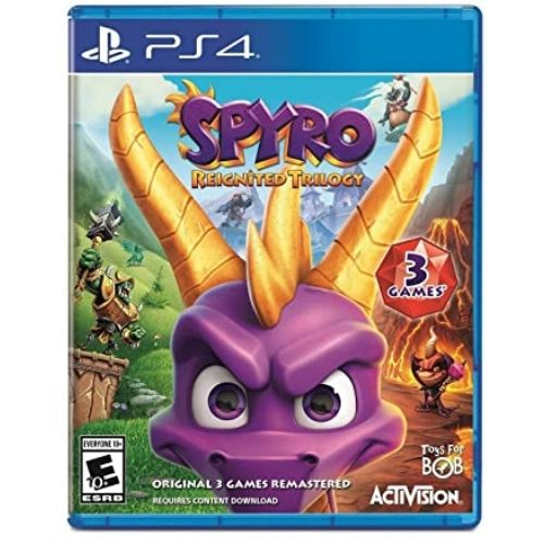 [INN0469] Juego Sony Spyro PlayStation 4