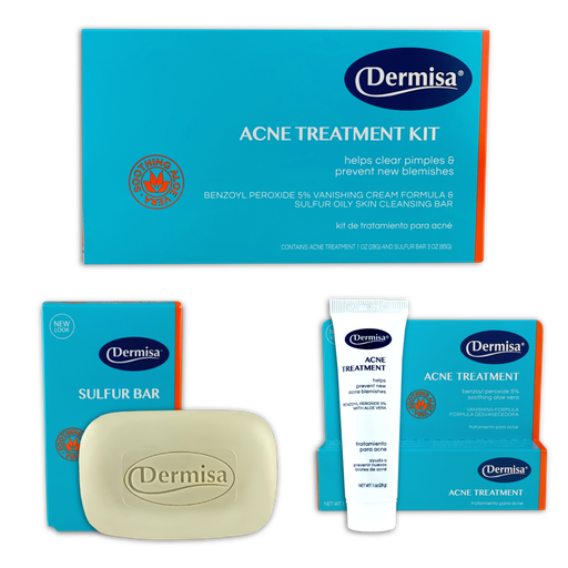[INN0943] Kit de Tratamiento de Acne Dermisa