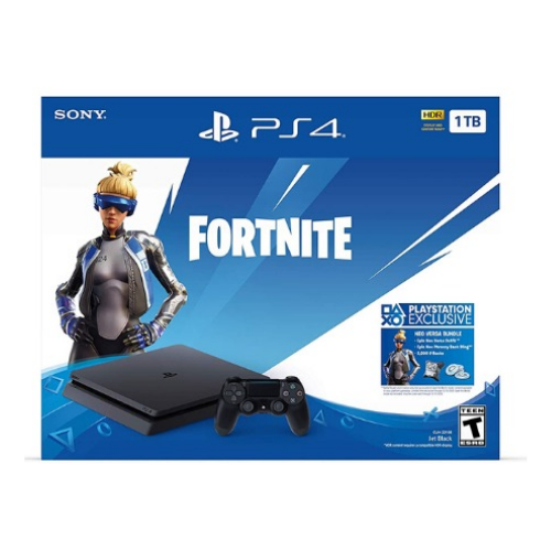 [INN01067] Consola Sony Ps4 1TB + NEO VERSA Fortnite Bundle