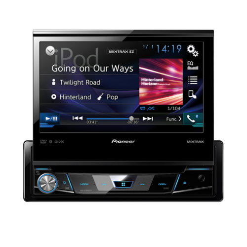 [INN01234] Radio Pioneer AVH-X7850TV