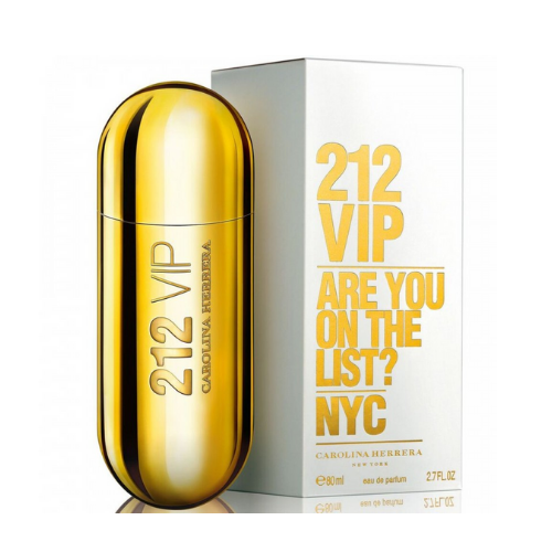 [INN01505] Perfume Carolina Herrera 212 Vip 80 ML Dama