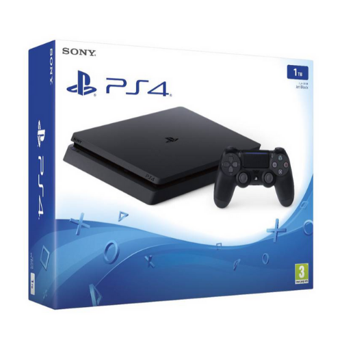 [INN01848] Consola Sony PlayStation 4 Slim 1TB