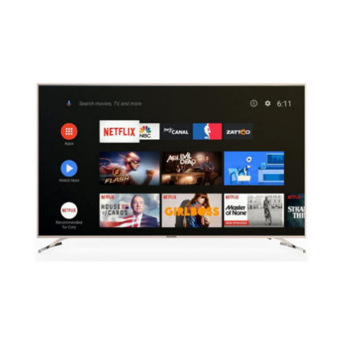 "[INT6615] Pantalla Haier 58"" U6900 Metal Google Assist"